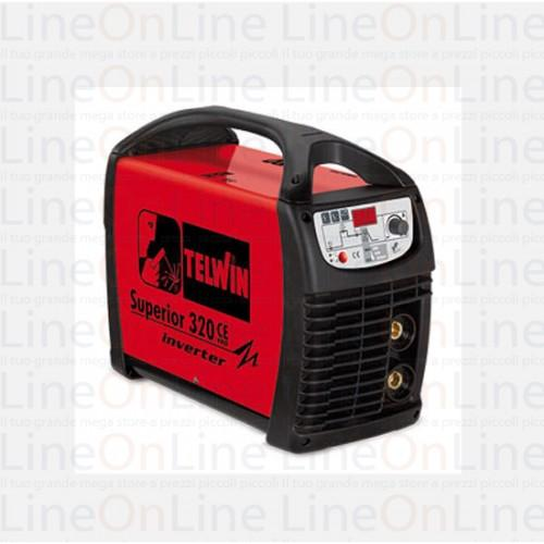 Mma Inverter Welding Superior 320CE VRD, Made In Italy_2