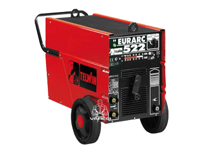 Mma Welding Eurarc 522,made in Italy_2