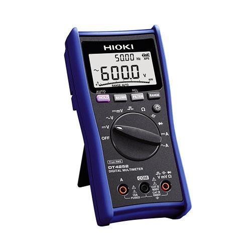 Digital Multi meter DT4252 Hioki_2