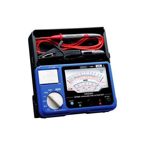 Analog Insulation Tester IR 4018-20 Hioki_2