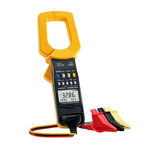 Digital Clamp On Power Meter 3286-20 Hioki_2