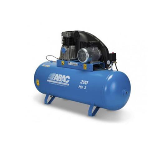200 LTR AIR COMPRESSOR B2800B/200CM3 ,ABAC ITALY_2