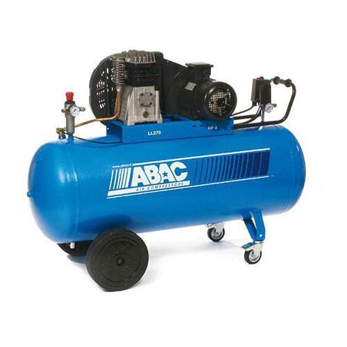 270 LTR AIR COMPRESSOR B3800B/270CM3, ABAC ITALY_2