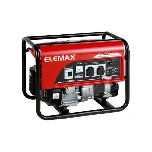 3.3 KV SH3900 EXELEMAX HONDA PETROL GENERATOR - MADE IN JAPAN_2