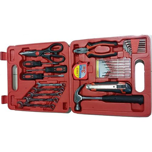 YATO Tool Set 28pcs DIY in Blow Case CH9034_2