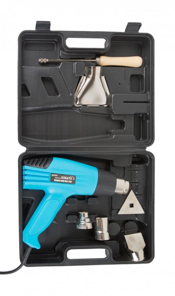 STAREX Hot Air Gun 2000W 400-6000C 6pcs Accessories ST27046_2