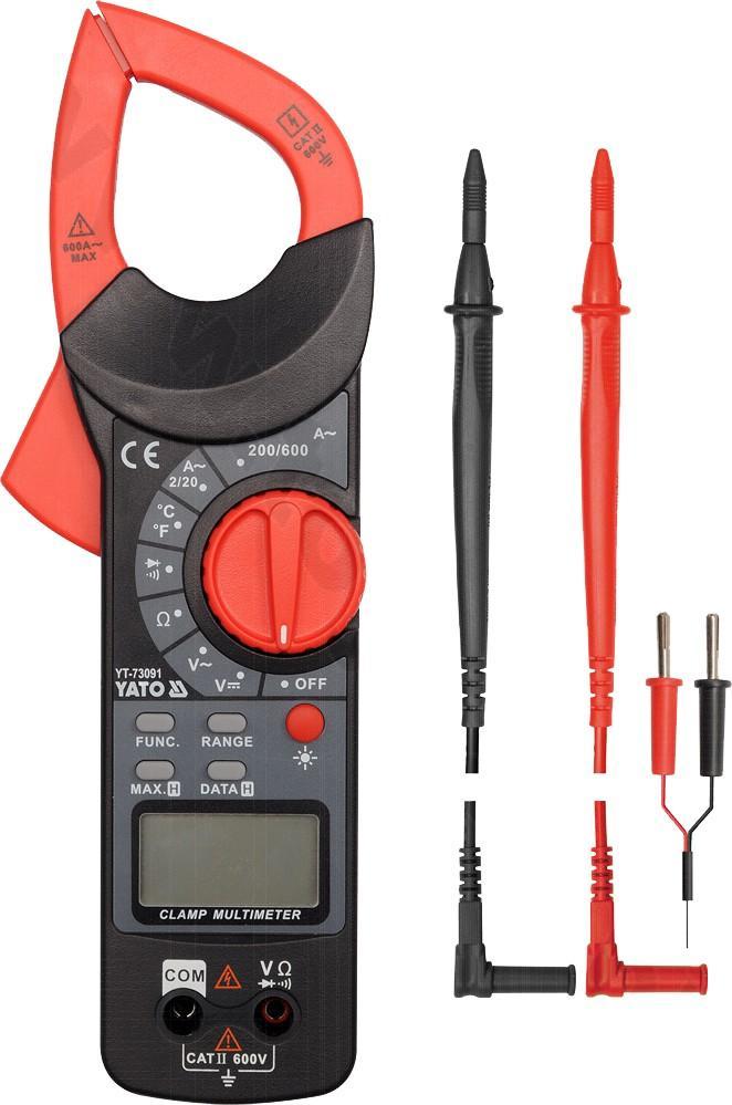 YATO Digital Clamp Meter YT-73091_2
