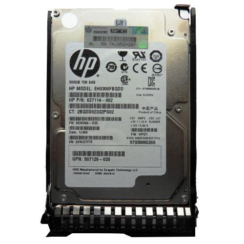 Hard Drive HP 300Gb 15k RPM 2.5