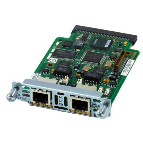 Cisco VWIC2-2MFT-G703 Voice WAN Interface Card_2