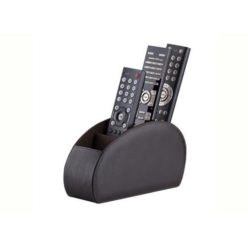 Leather TV Remote Holder_2