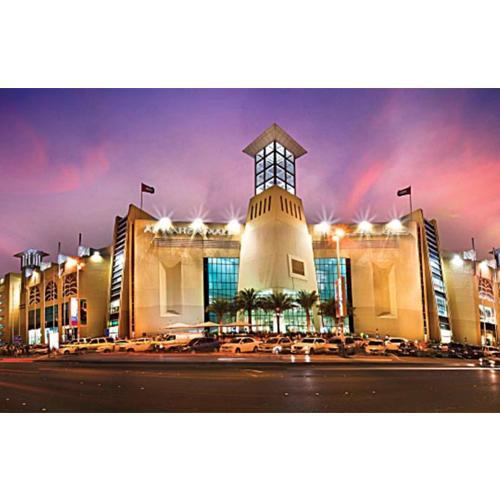 CINMAR LIGHTING SYSTEMS AL WAHDA MALL ABU DHABI_2