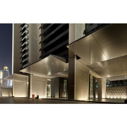 CINMAR LIGHTING SYSTEMS INDEX TOWER DUBAI_2