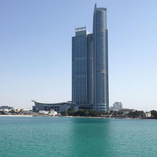 CINMAR LIGHTING SYSTEMS NATION TOWER ABU DHABI_2