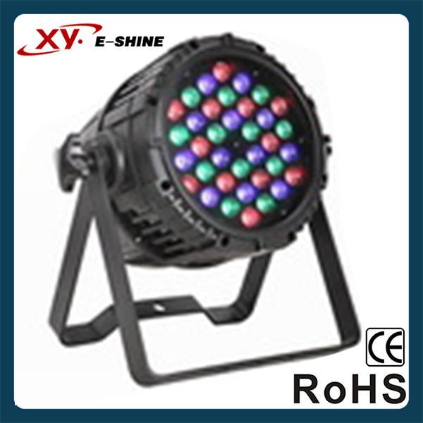 XY-3603F 36 3W WATERPROOF LED PAR LIGHT_2