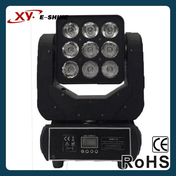 9*12w led matrix_2