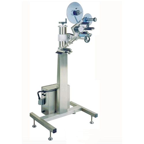 Automatic P100 Single Side Labeling Machine_2