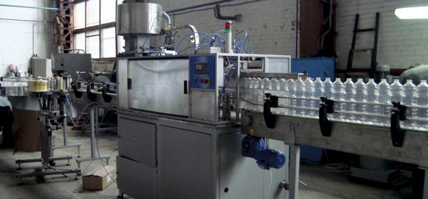 LINE LR-6-2000 Automatic Bottling Equipment_2