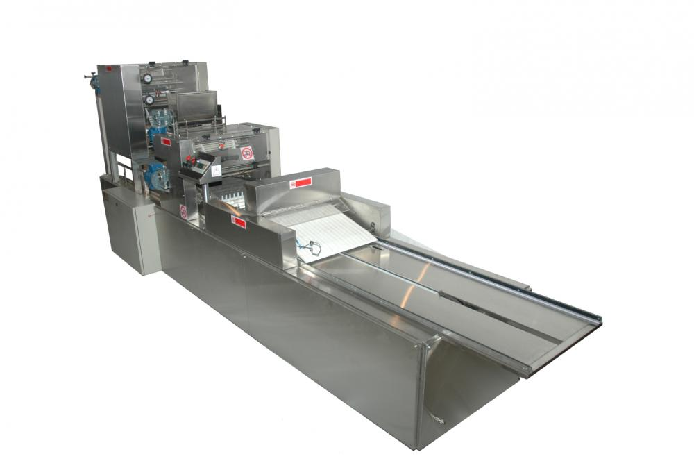 FARHAT BAKERY EQUIPMENT BREADSTICKS GRISSINI AUTOMATIC GROUP PLANTS_2