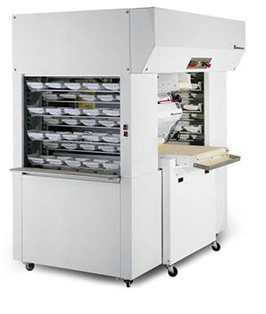 EVERBAKE CAPWAY BONGARD BAKERY EQUIPMENT DELTA 70.6 AUTOMATIC STICKS LINE_2