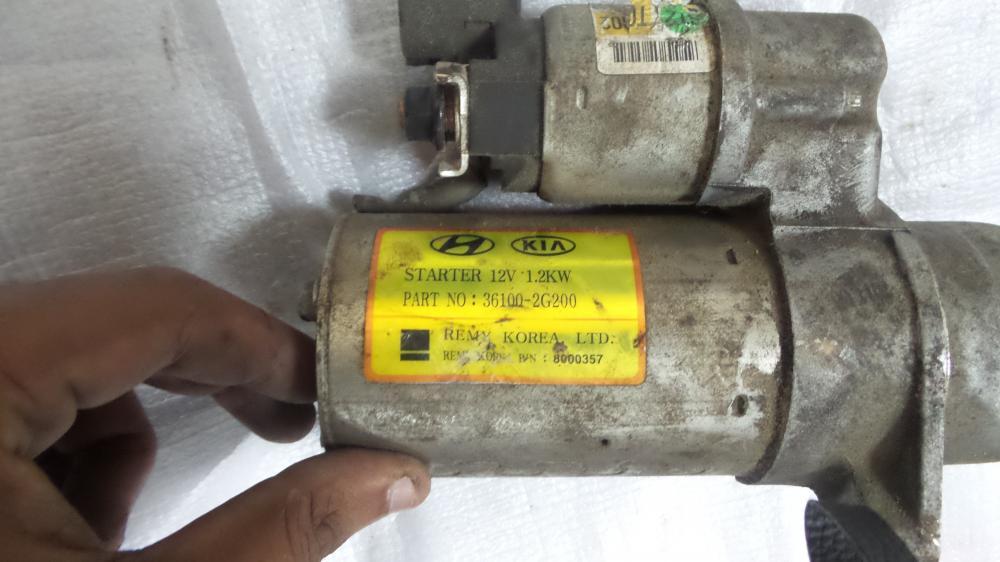 Kia Optima Starter Motor_4