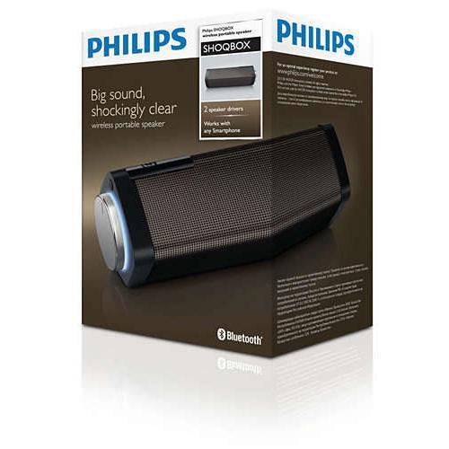 Philips SHOQBOX Wireless Portable Speaker SB7100/05_6