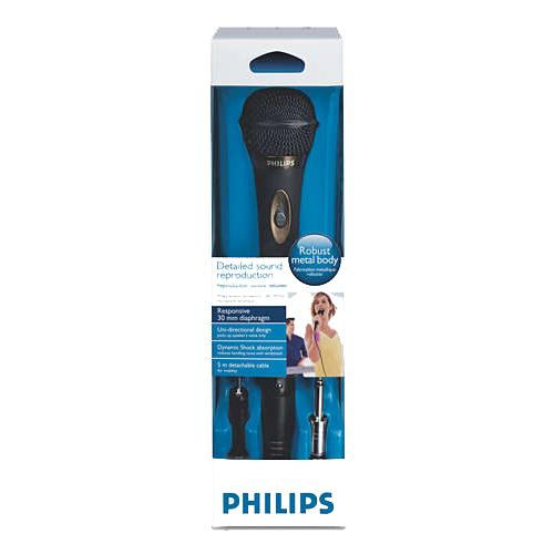 Philips Corded Microphone SBCMD650/00_3