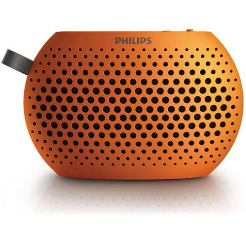 Philips Orange Portable Speaker SBM100ORG/00_3