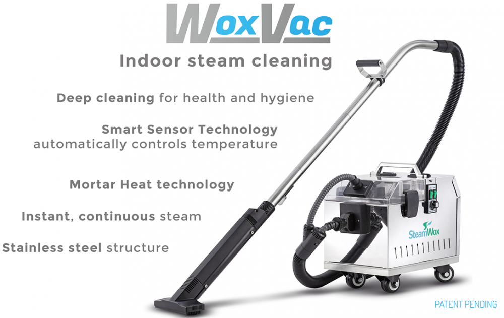 WoxVac Indoor Steam Cleaning System_2