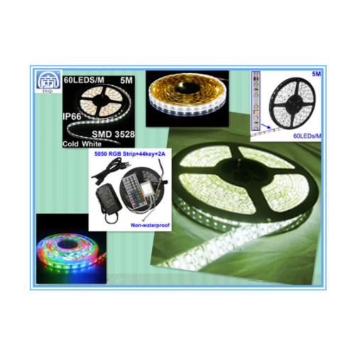SMD3528/SMD5050 SMD LED Strip, Waterproof / Non-waterproof_2