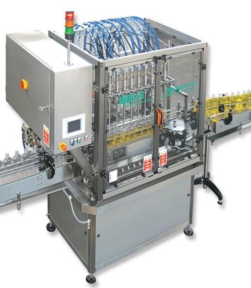 Cosmetics, Household chemicals,Industrial chemicals Filling Machine_2