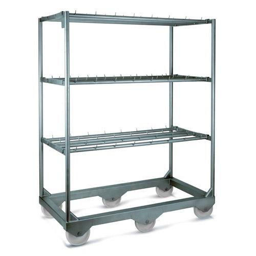 Trolley- Foldable Bars with 96 Hooks_2