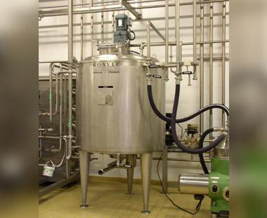 Powder Tank for Dairy - Cheese_2