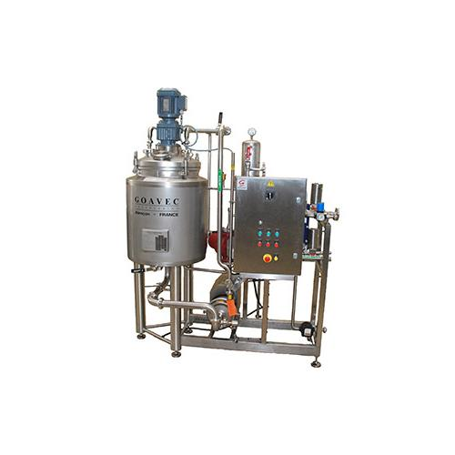 Powder Finishing Tank for Dairy - Cheese_2