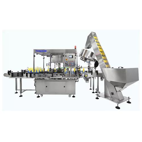Rotary Capping Machine_2