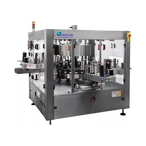 Rotary Labeling Machine_2