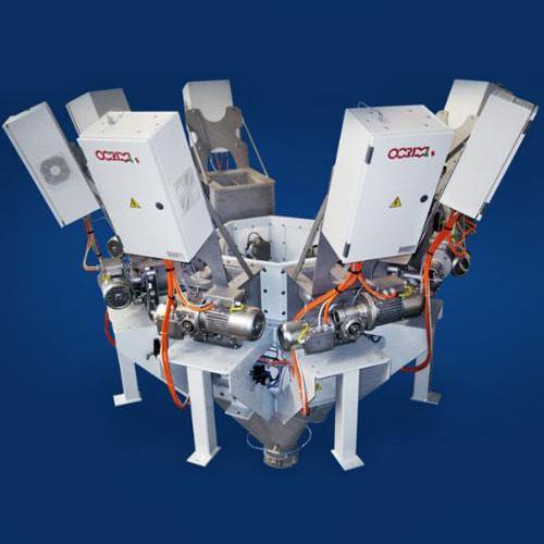 Volumetric Feeders, Dosing and Microdosing Powder and Granular Machine_2