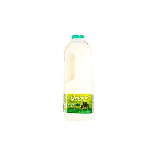 Semi-Skimmed Organic Milk_2
