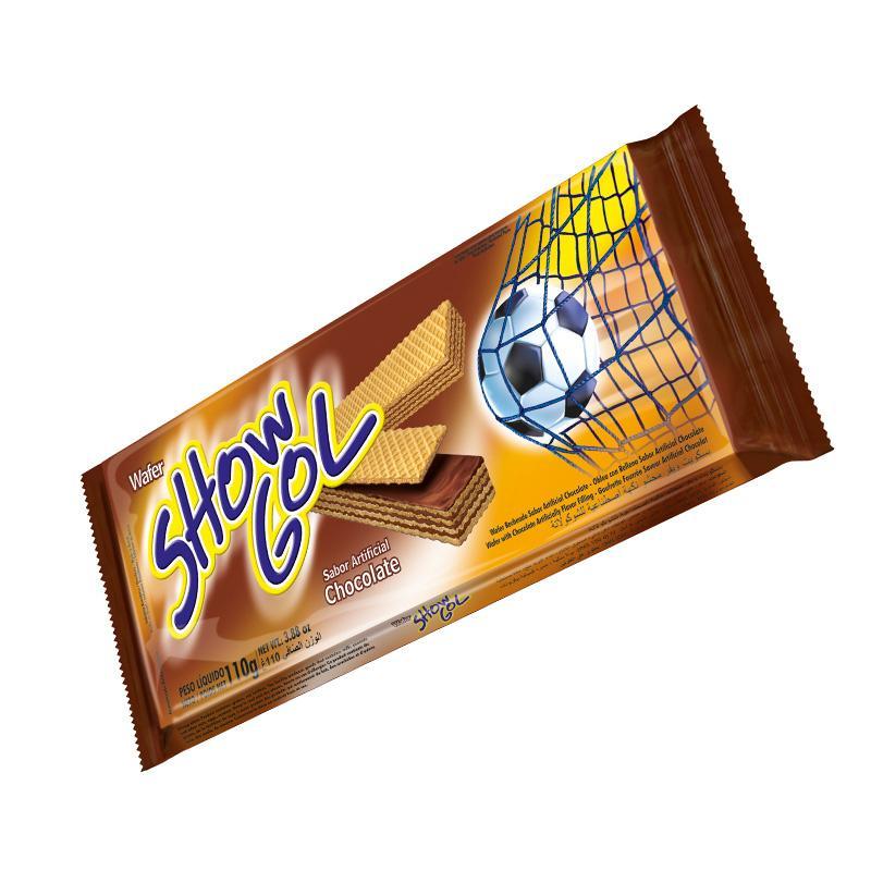 Show Gol – Wafer - Chocolate_2