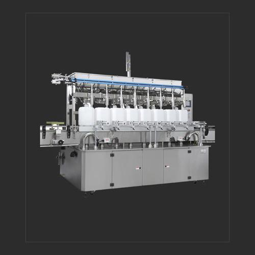 Auto Gravimetric Bottle Filling Machine_2