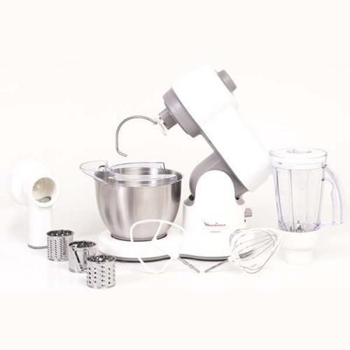 Moulinex Kitchen Machine 3.5L Compact + Blender_2