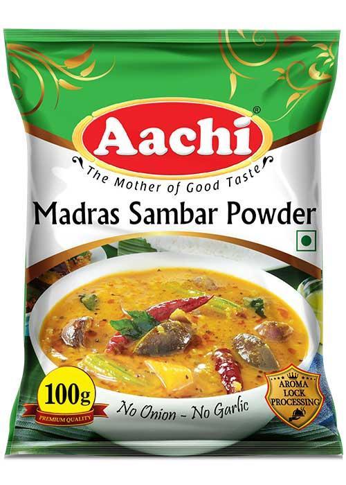 Madras Sambar Powder-Masala Powders for Veg._2