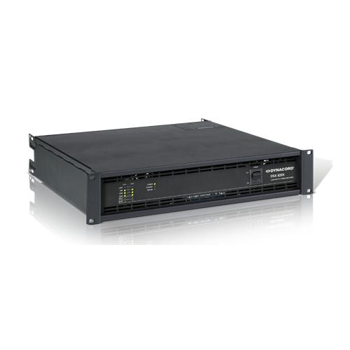 DSA 8204 Power Amplifiers_2