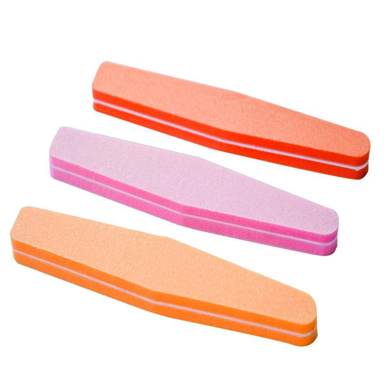 2017 Diamond Washable Beauty Care Salon Appliance Nail File Sponge File_2