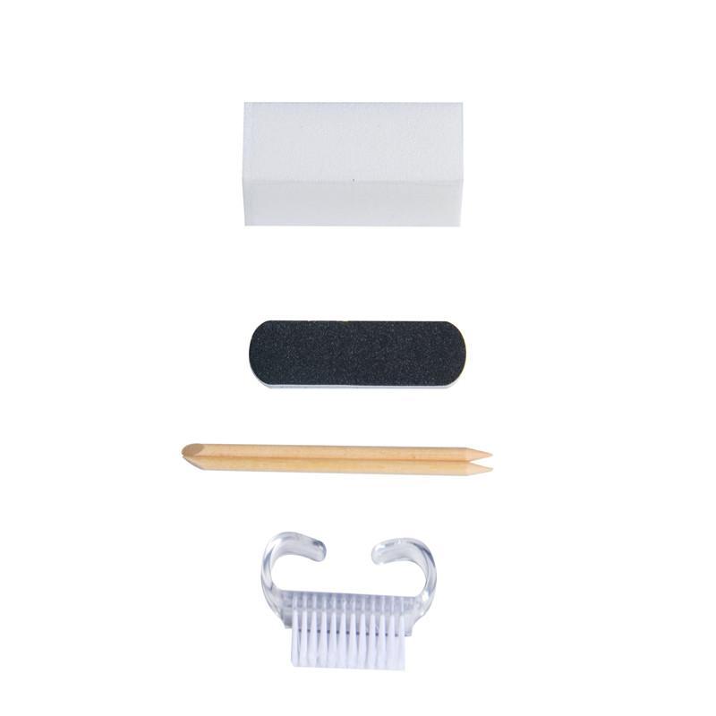 2017 New Popular Nail Salon Gift Beautiful Nail File Manicure Set_3