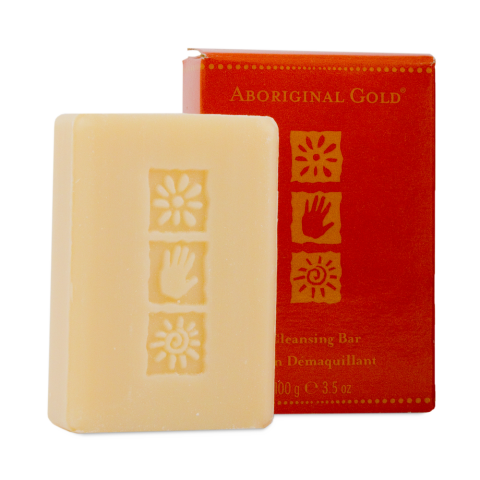 Aboriginal Gold Cleansing Bar_2