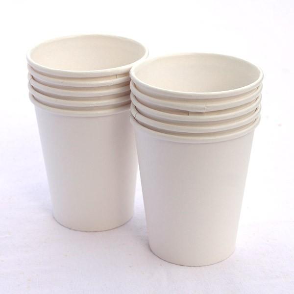Disposable Paper Cup 8Oz_4