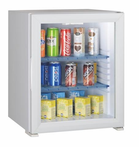 38 Liters Hotel Minibar With CE Certificates OEM ODM Available_4