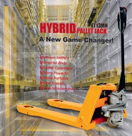 Hybrid Pallet Jack for Sale_2
