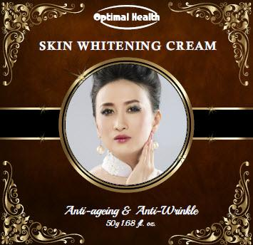 OPTIMAL HEALTH SKIN WHITENING Cream Natural Australian Made Product Anti Wrinkle Lightening Concentrated Cream_3