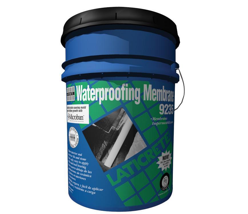 LATICRETE 9235 Waterproofing Membrane_2